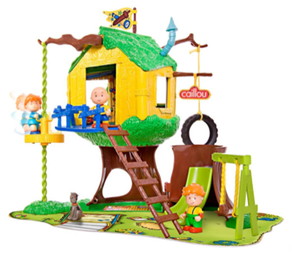 Caillou Treehouse