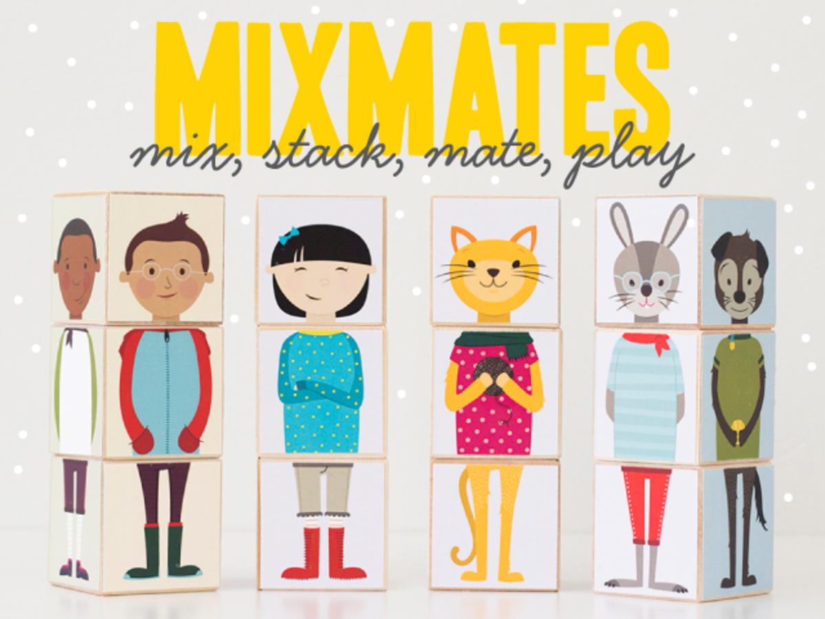 Mixmates Giveaway on TodaysMama.com