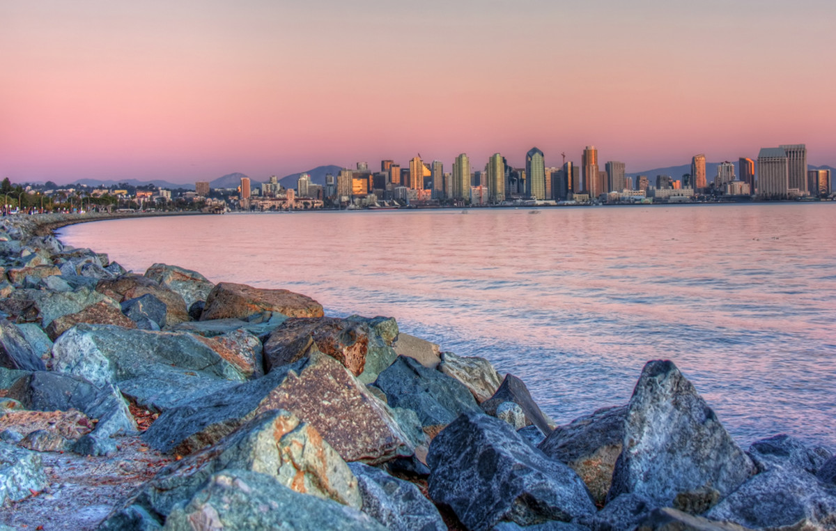 San Diego (Flickr: Chad McDonald)