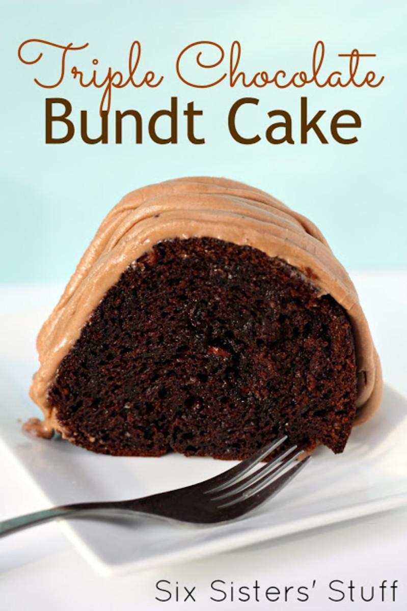 7 Bundt Cakes