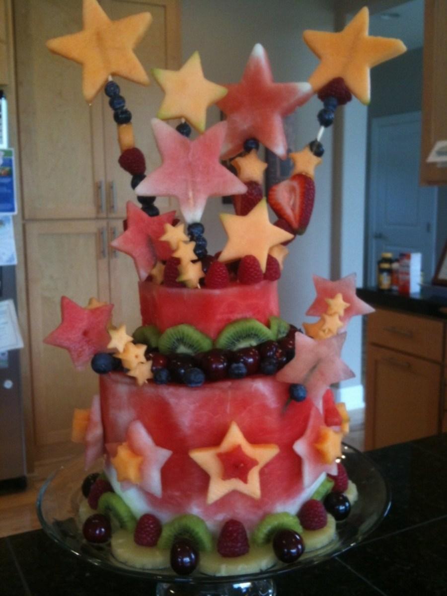 5 Summer Birthday Cakes