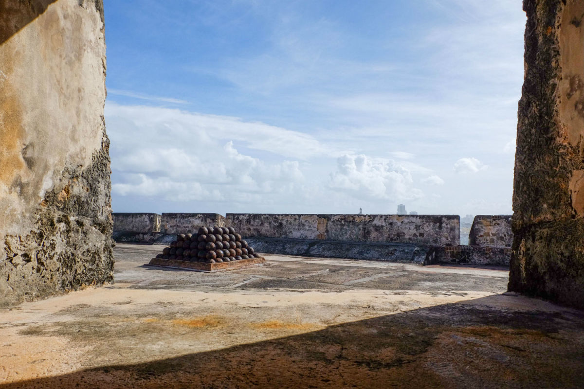 Castillo San Cristobal (Photo: Michelle Rae Uy)