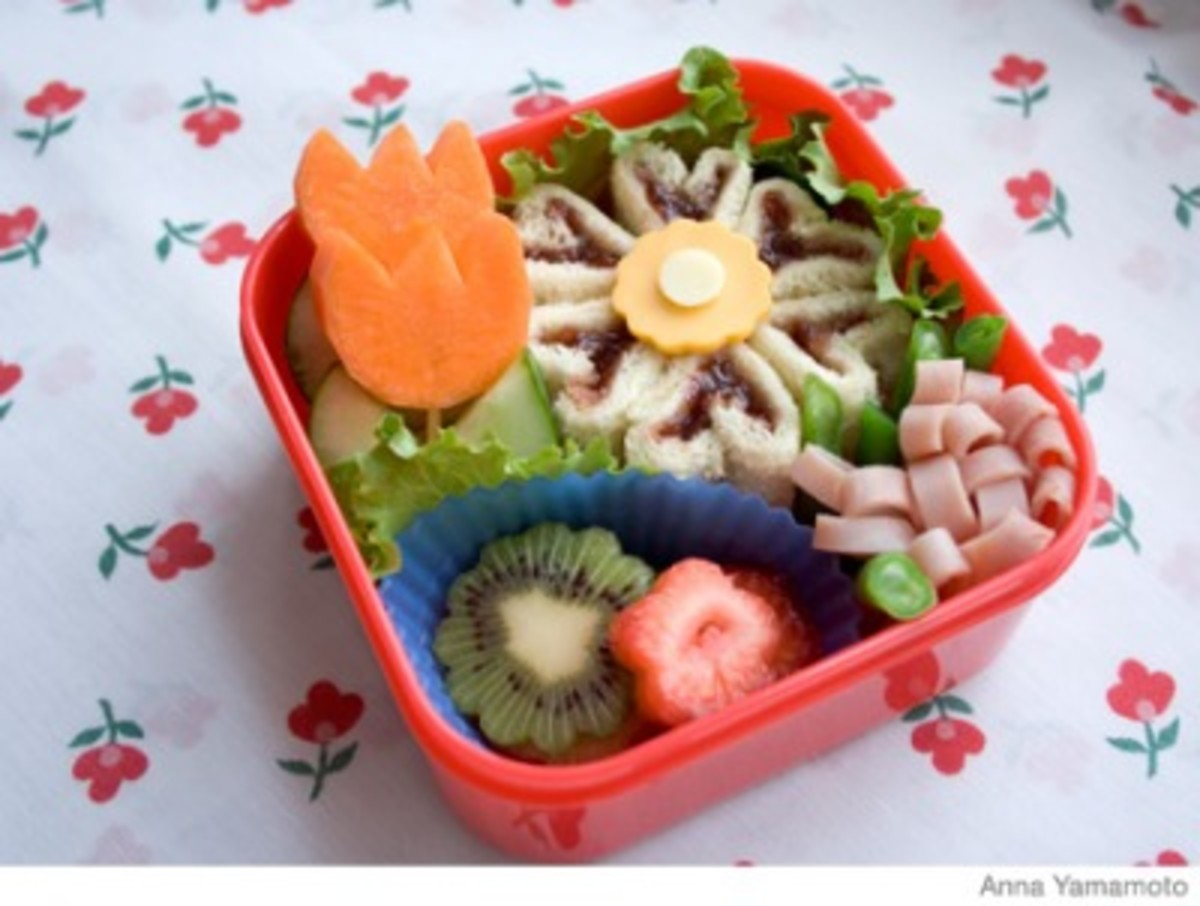 9 Bento Box Ideas
