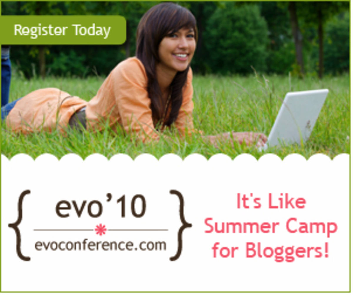 Summer Camp for Bloggers