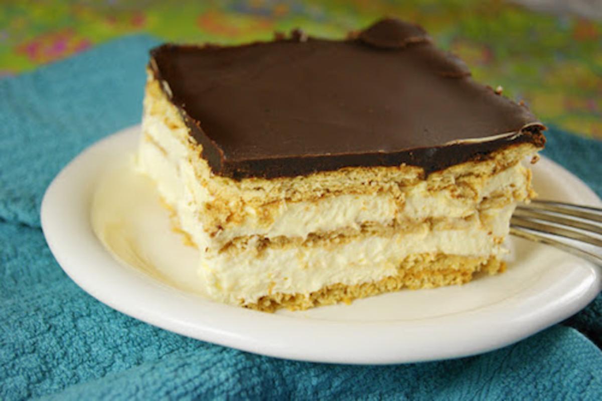 Eclair Dessert 4
