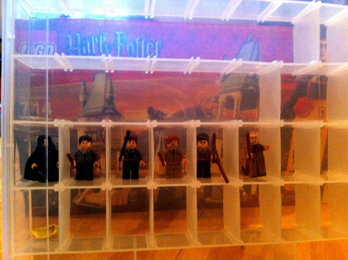 ArtBin Lego Storage Idea