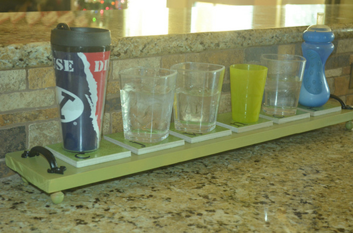 organizing kids drinks