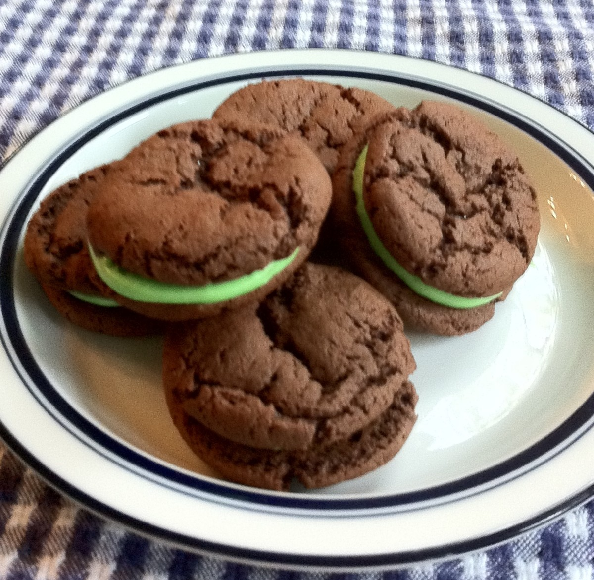 National Cookie Day Homemade Oreos