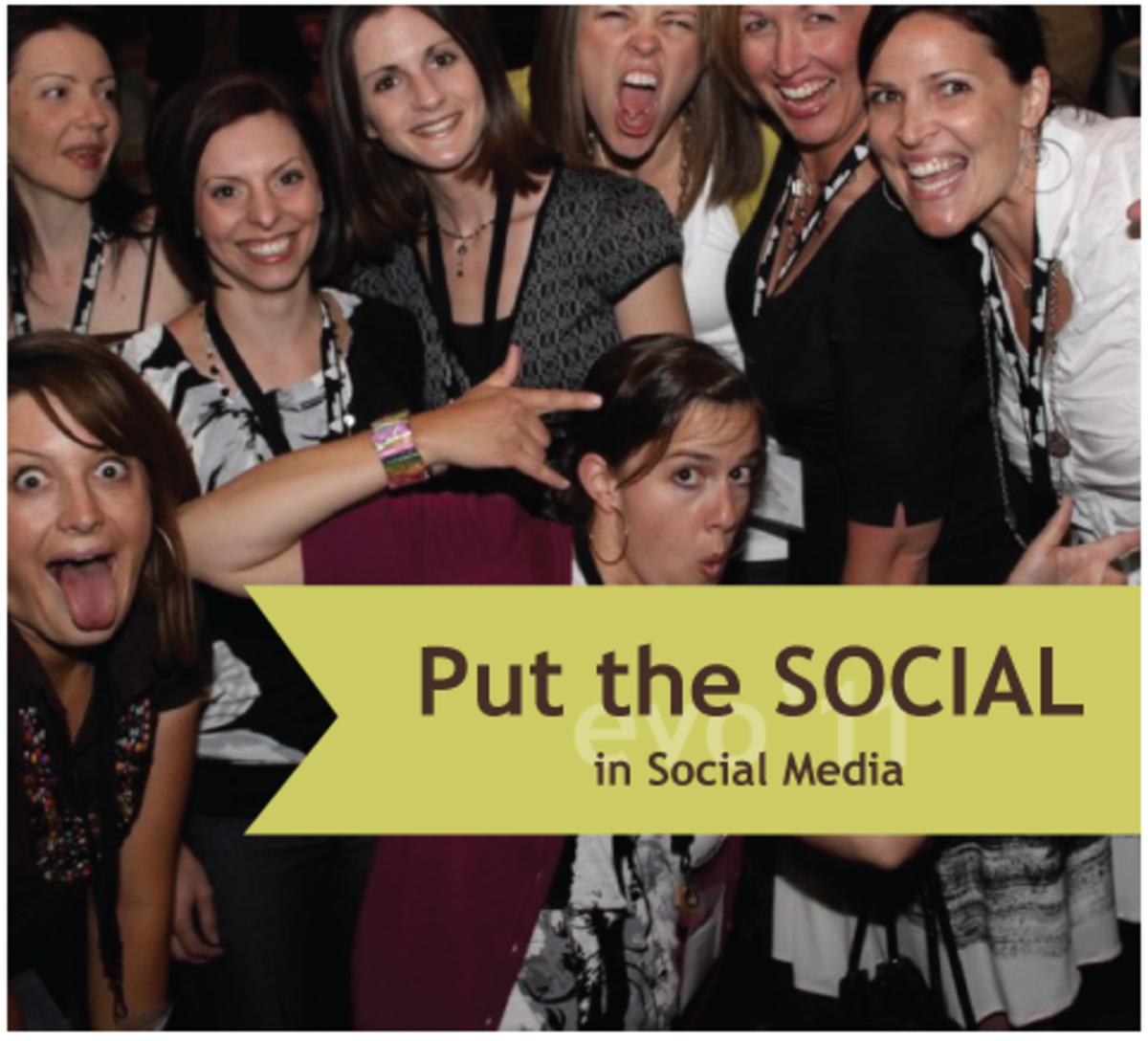 social media conference for women
