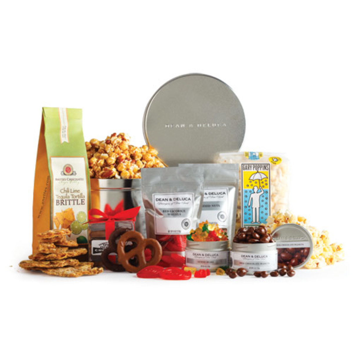 gift guide mail order dean and deluca movie night gift basket