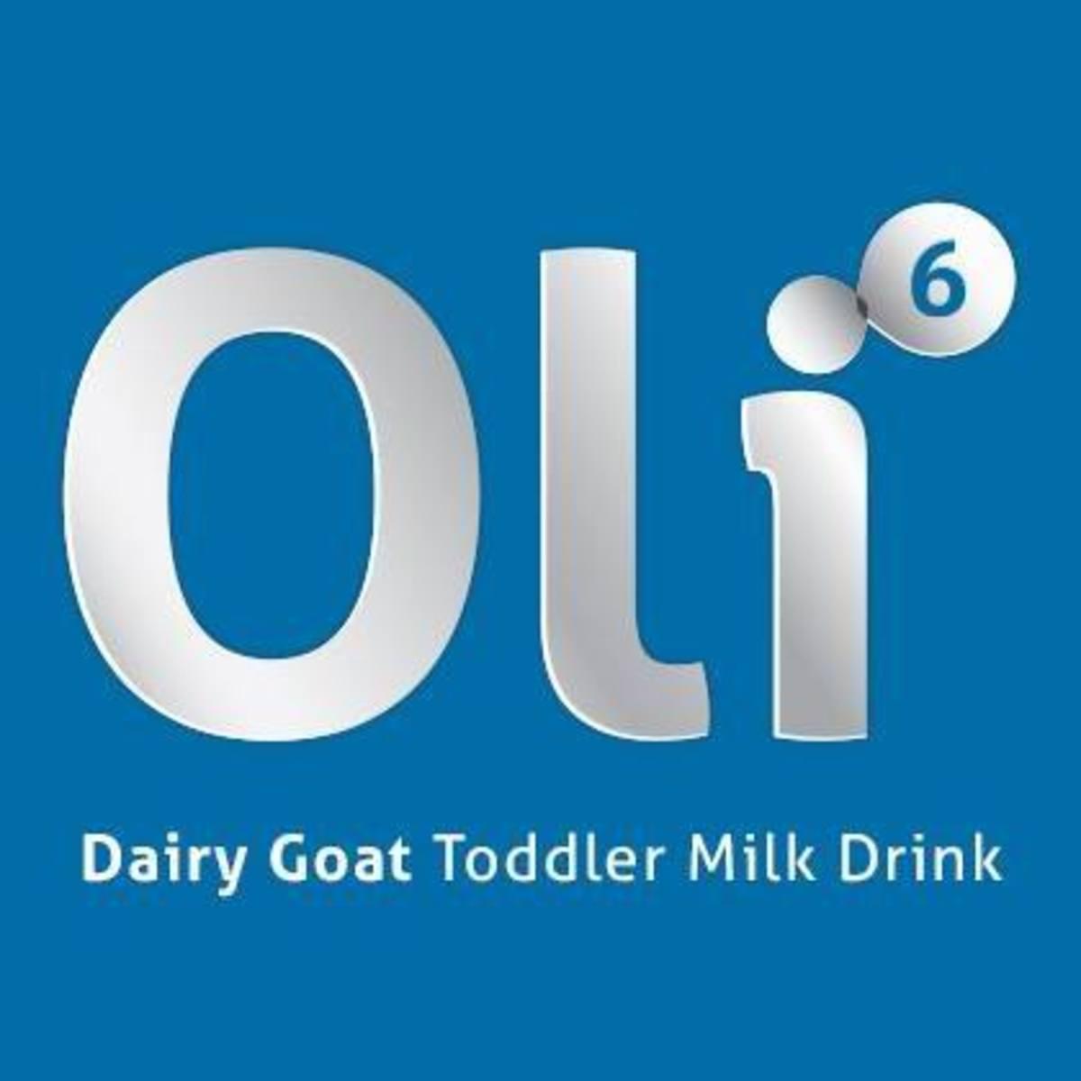 Oli6 Dairy Goat Milk Logo