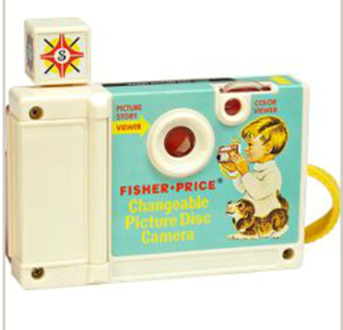 gift guide mail order Fisher_Price_Camera_1968
