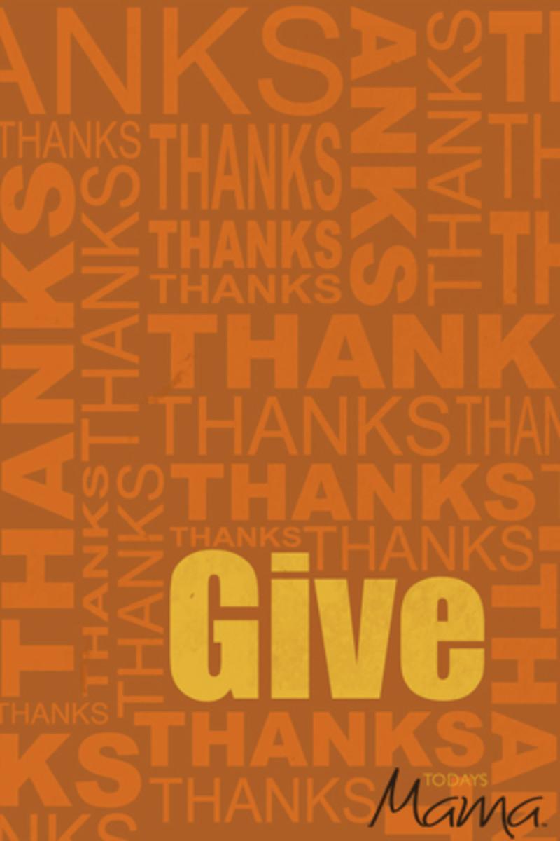 smartphone wallpaper thanksgiving november