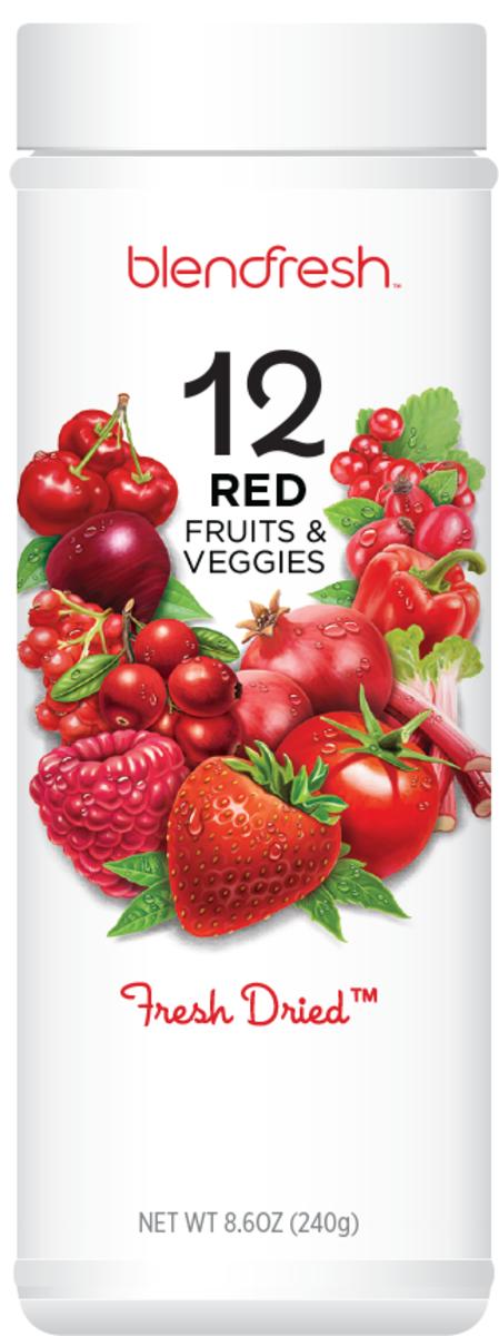 Blendfresh Red Mix