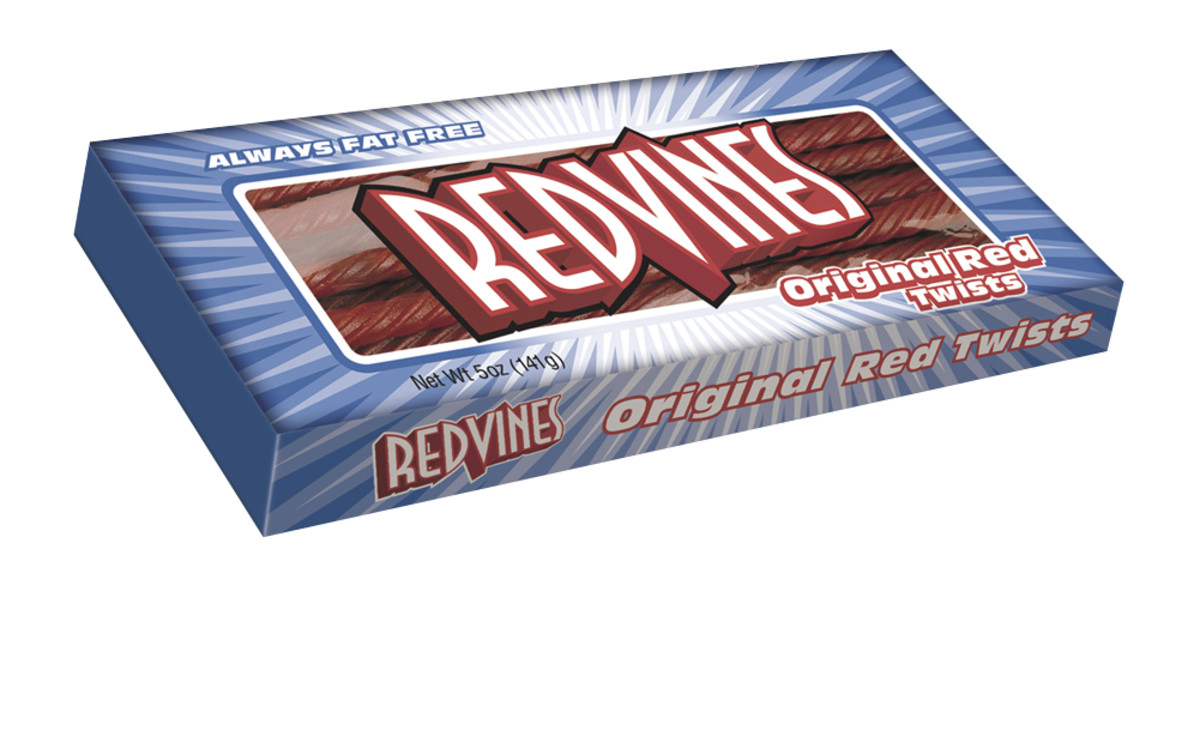 Red Vines - National Licorice Day - TodaysMama.com