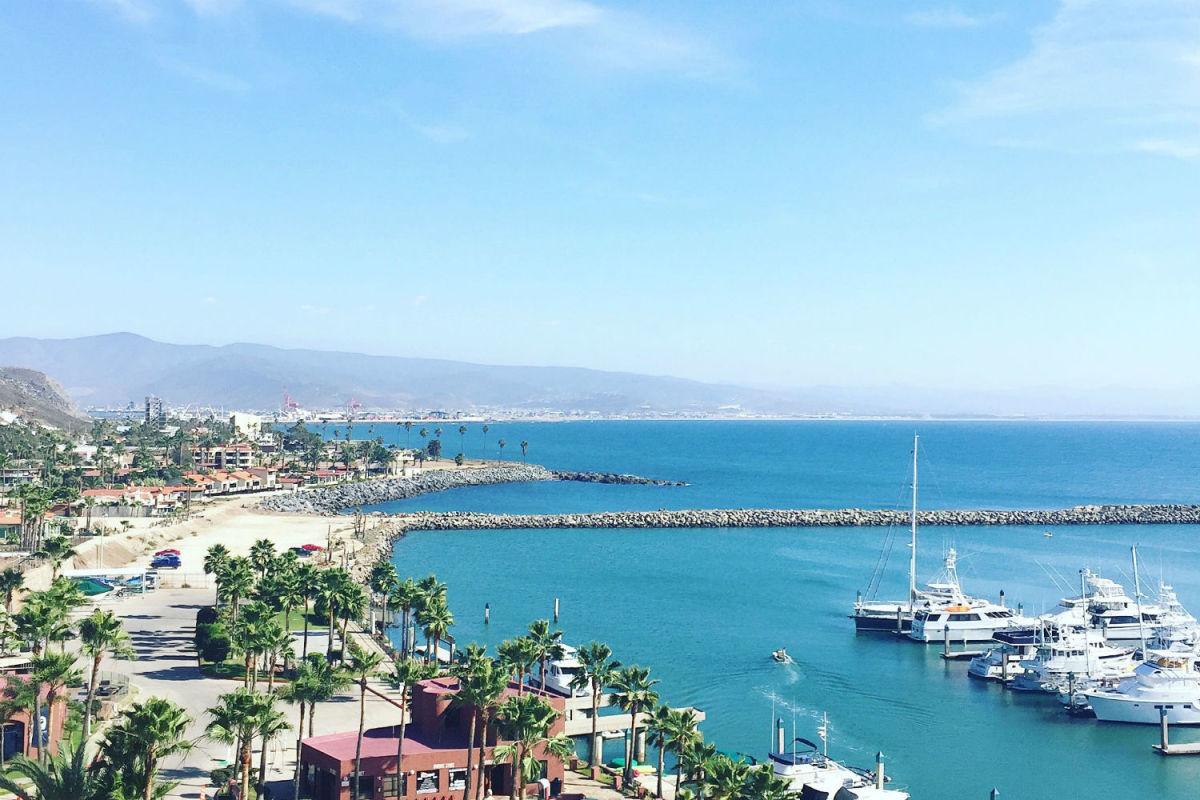Ensenada coast (Photo: Michelle Rae Uy)