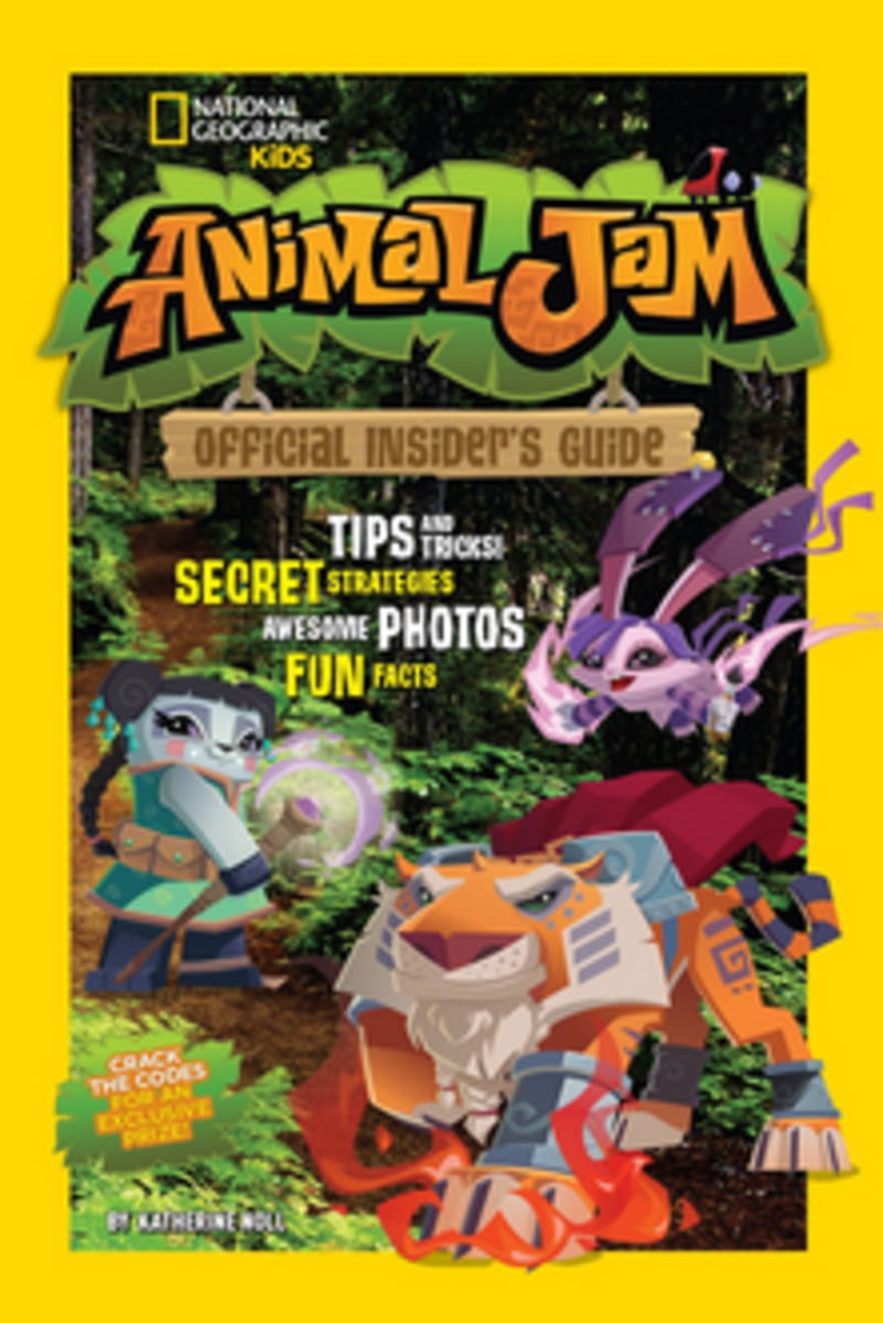 Animal Jam Online Games