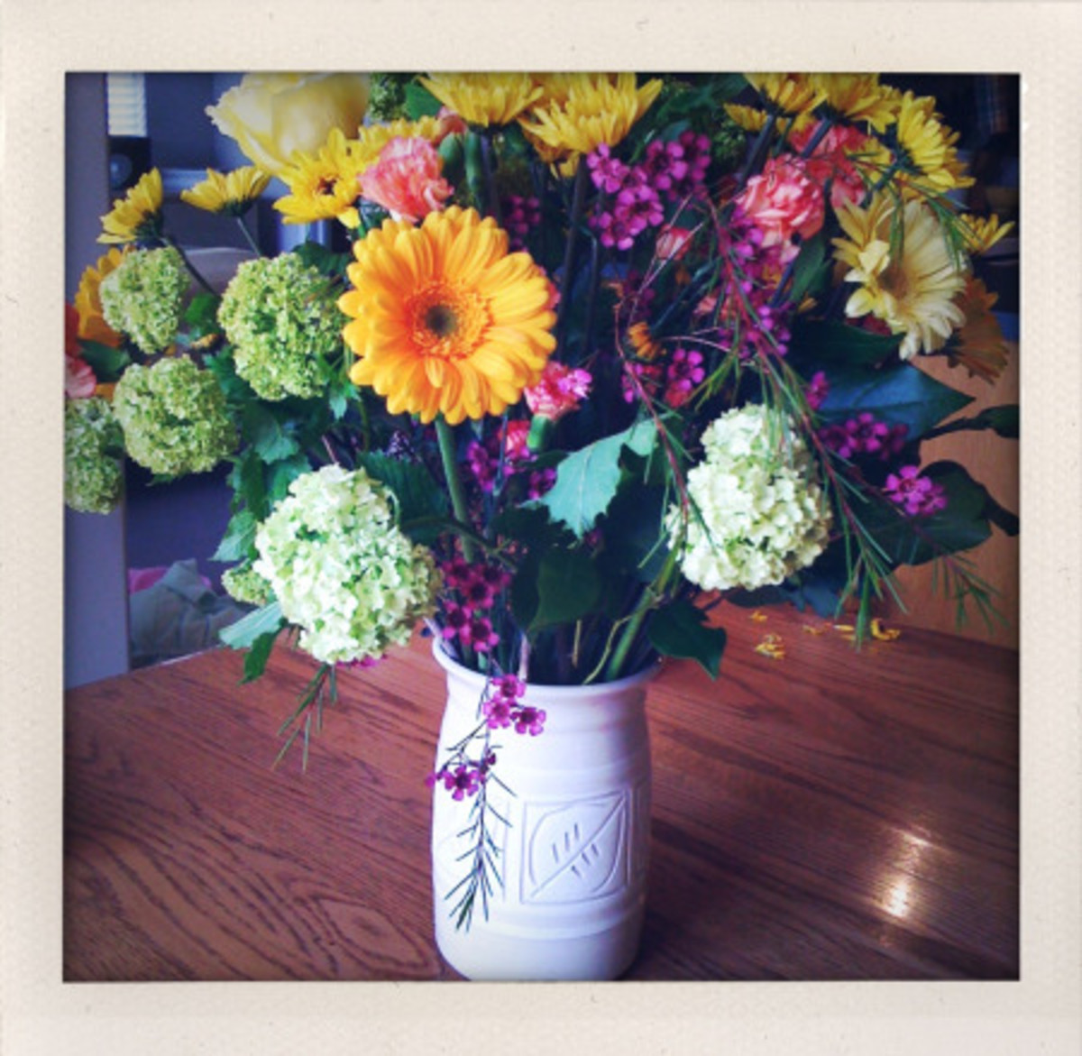 Birthday Blooms