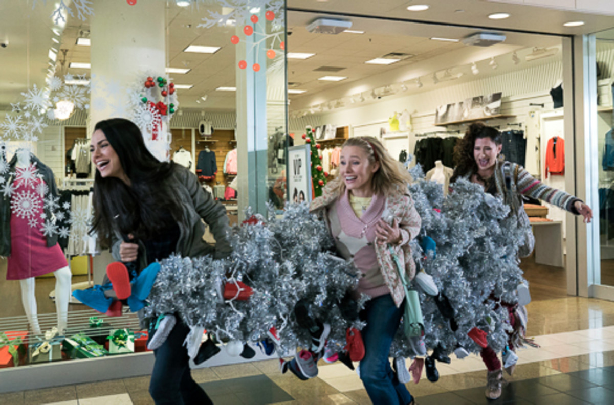 A Bad Moms Christmas Review Bad Moms 2 sequel