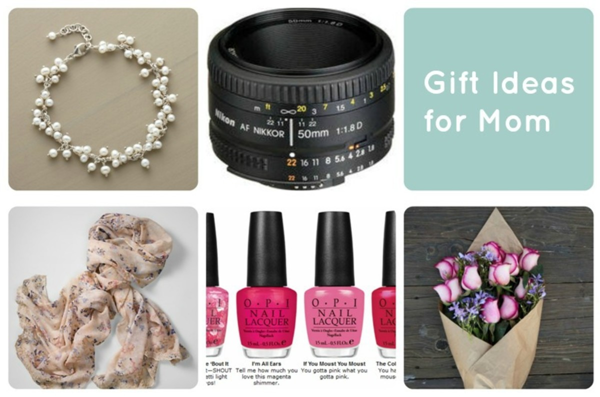 Gift Ideas for Mom Small
