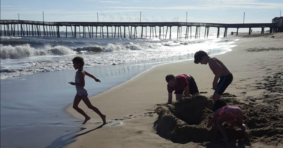 Virginia Beach Family Vacation