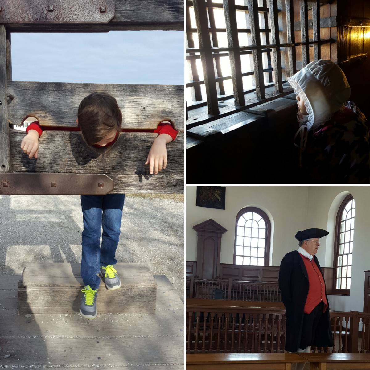 Colonial Williamsburg Family Trip