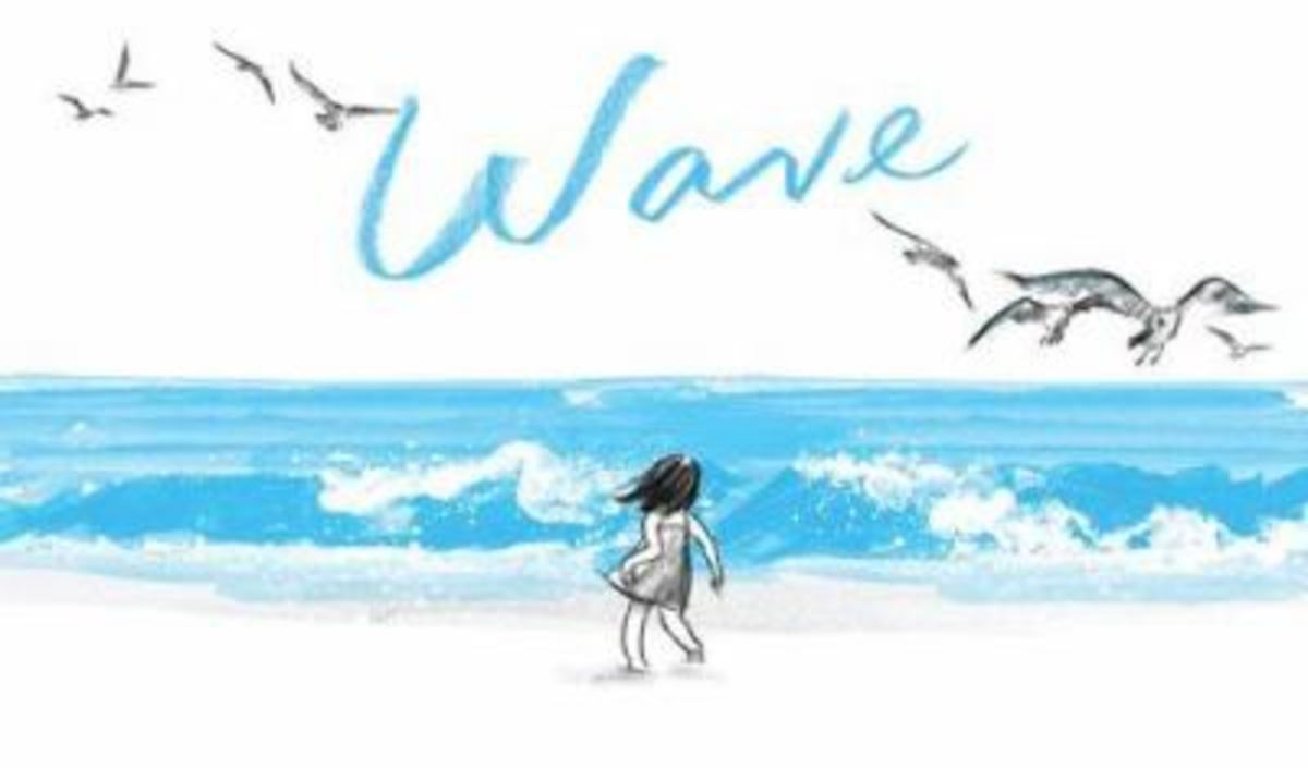 Best Wordless Picture Books Wave by Suzy Lee
