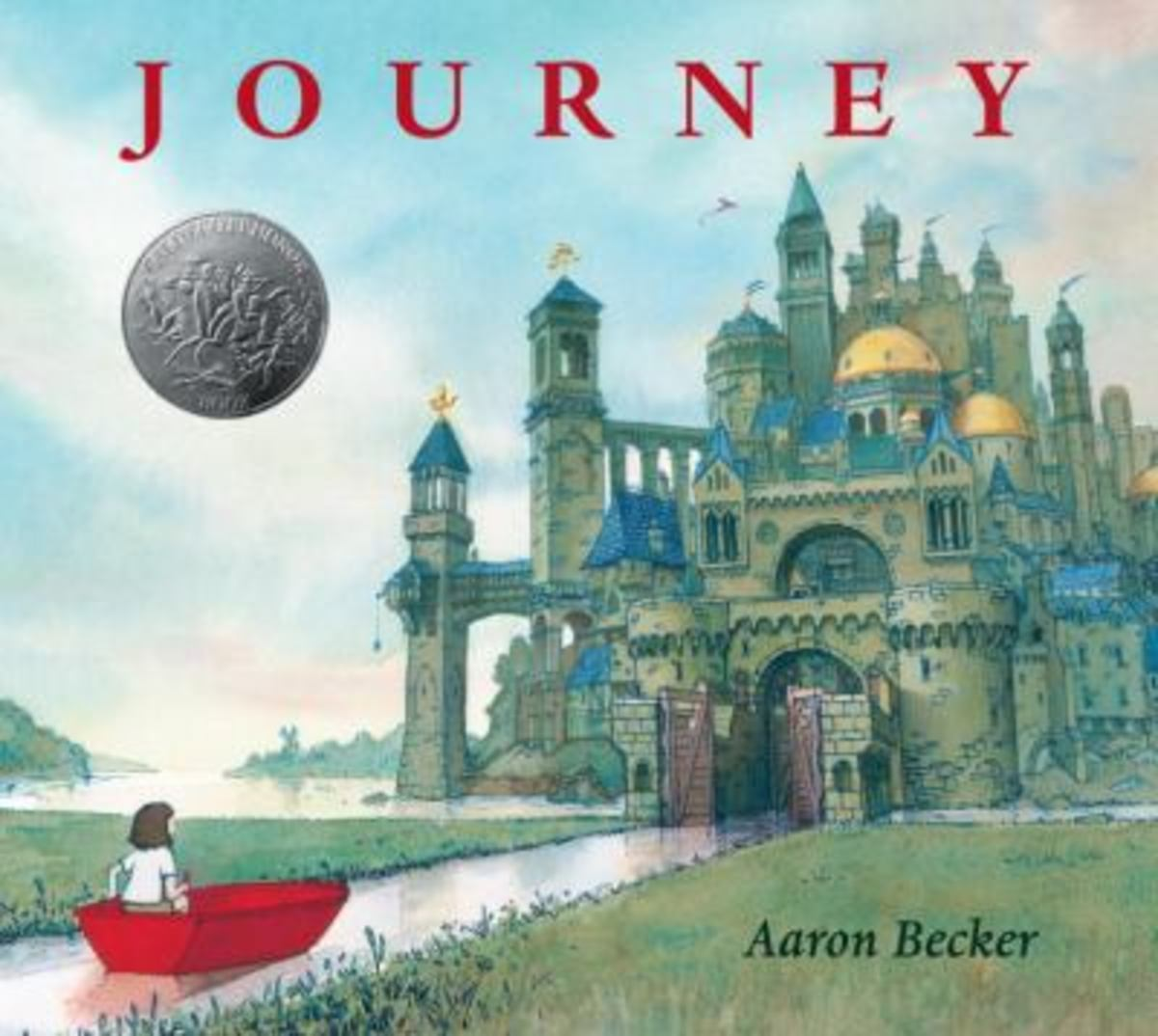 Journey by Aaron Becker Best Wordless Picture Books