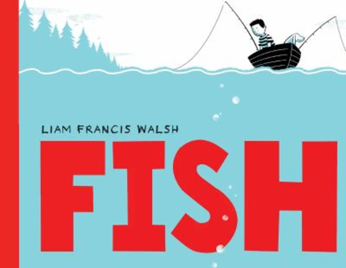 FISH Best Wordless Picture Books
