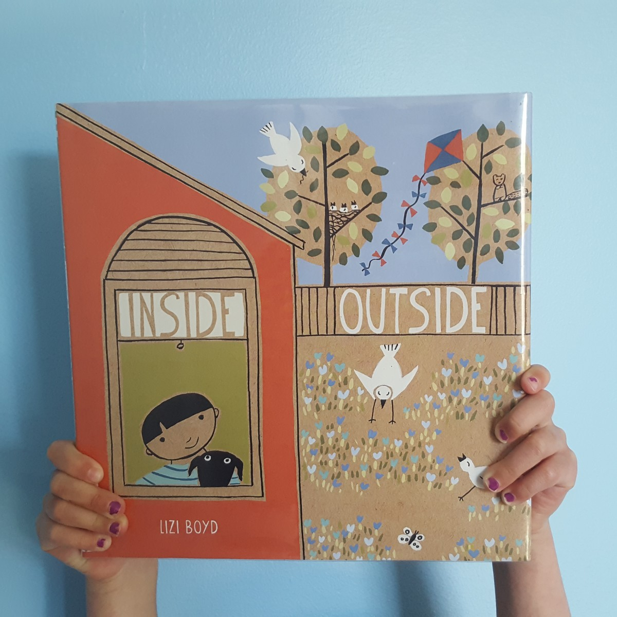 Inside Outside Best Wordless Picture Books