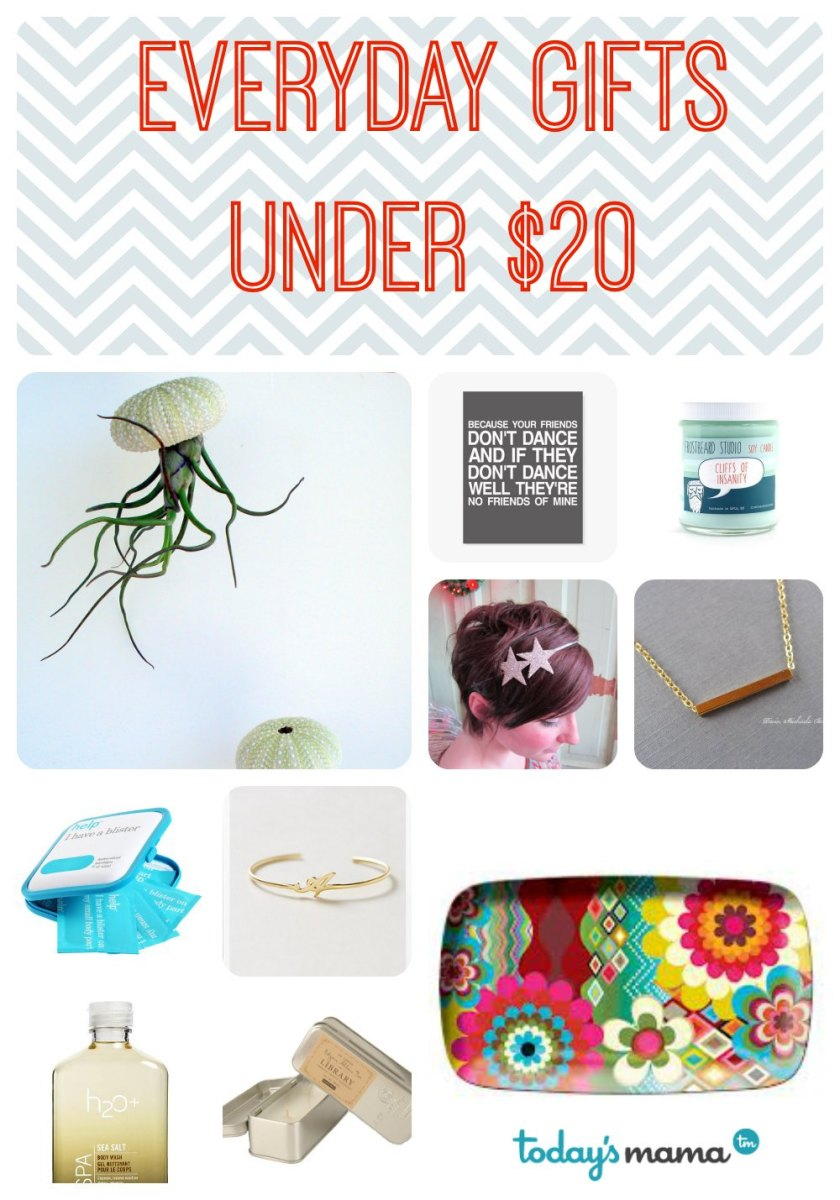 Every Day Gifts Under $20