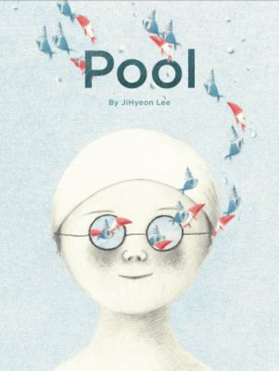Best Wordless Picture Books Pool Jihyeon Lee