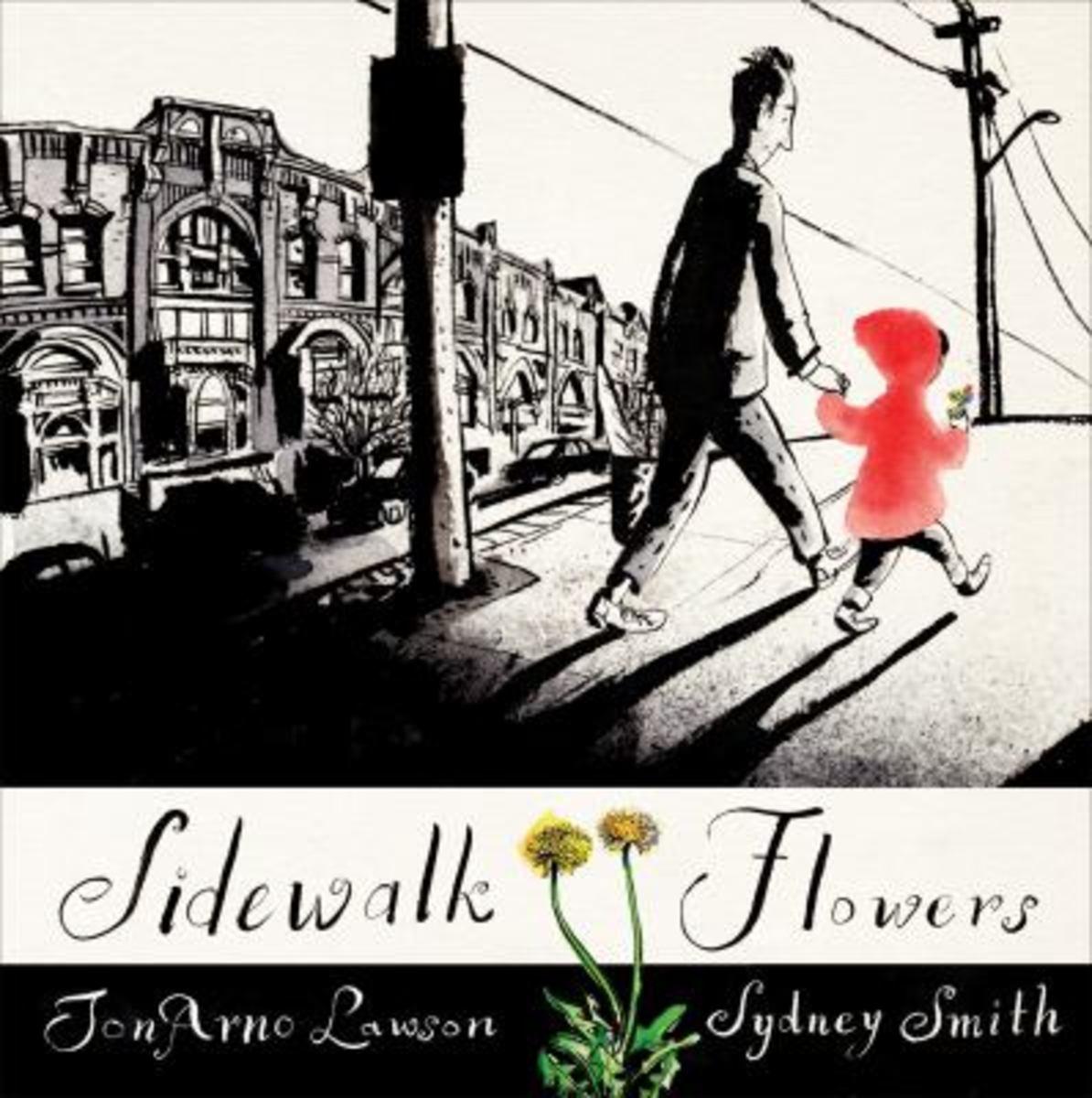 Sidewalk Flowers Best Wordless Picture Books