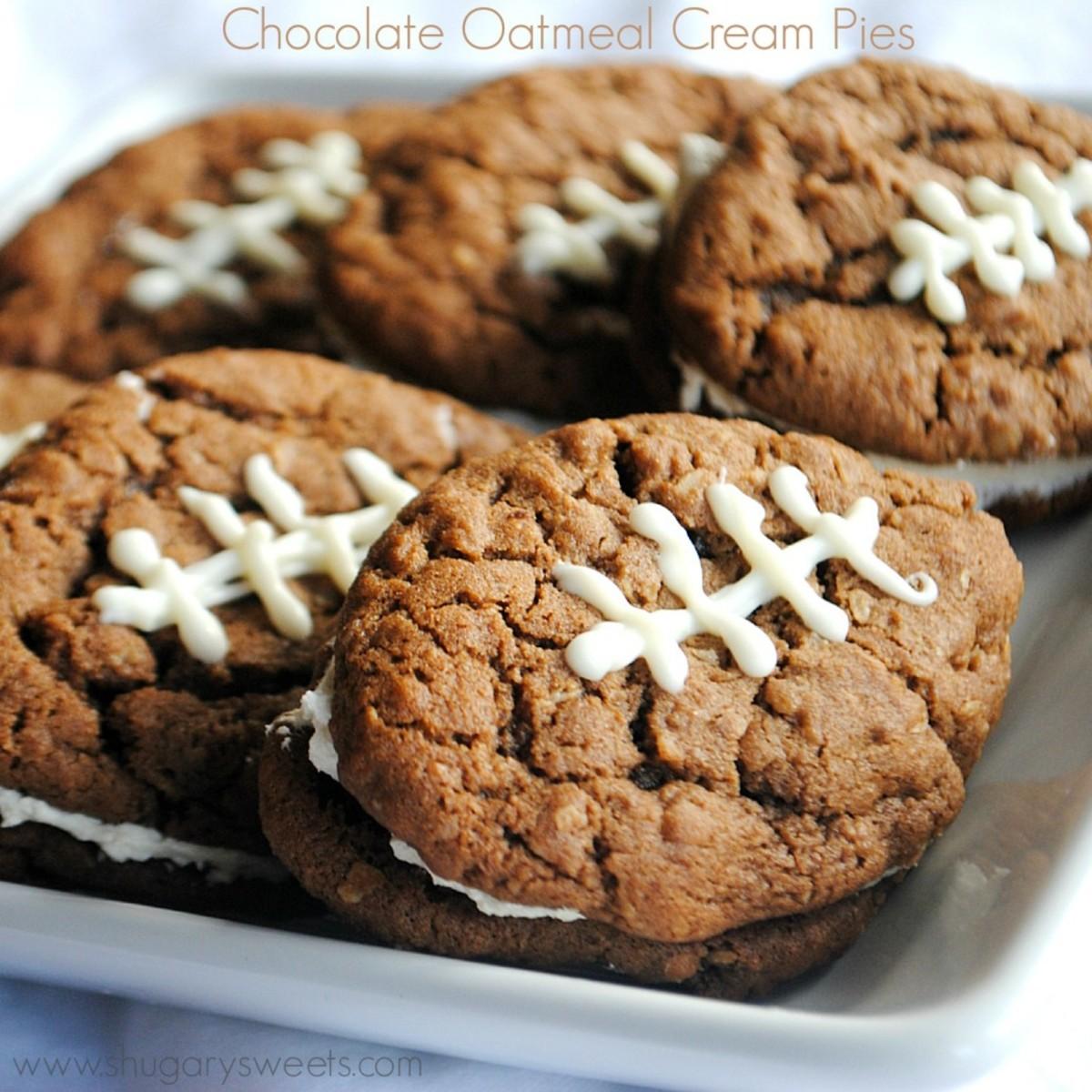 7 Super Bowl Dessert Recipes