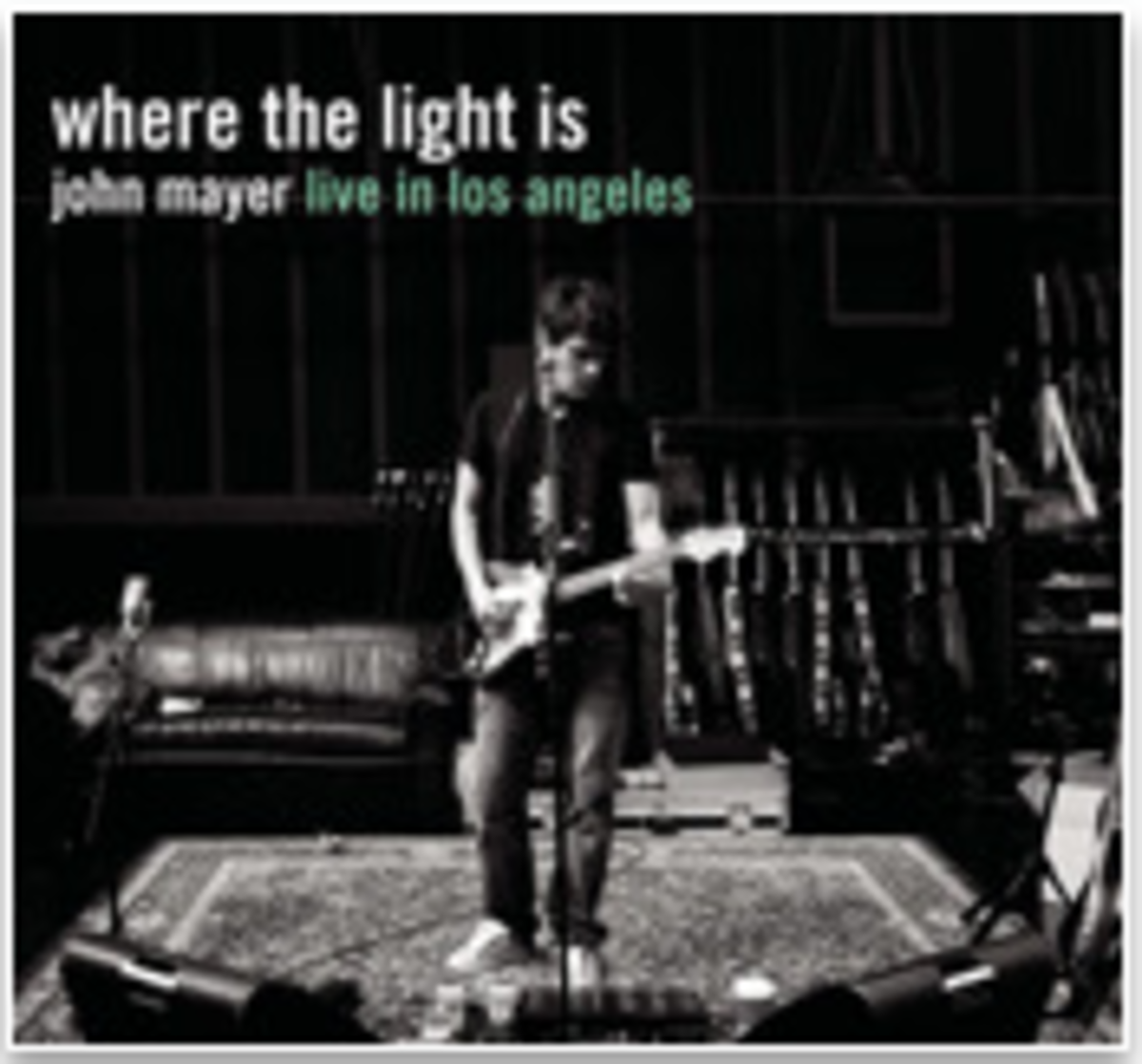 John Mayer Where the Light Is