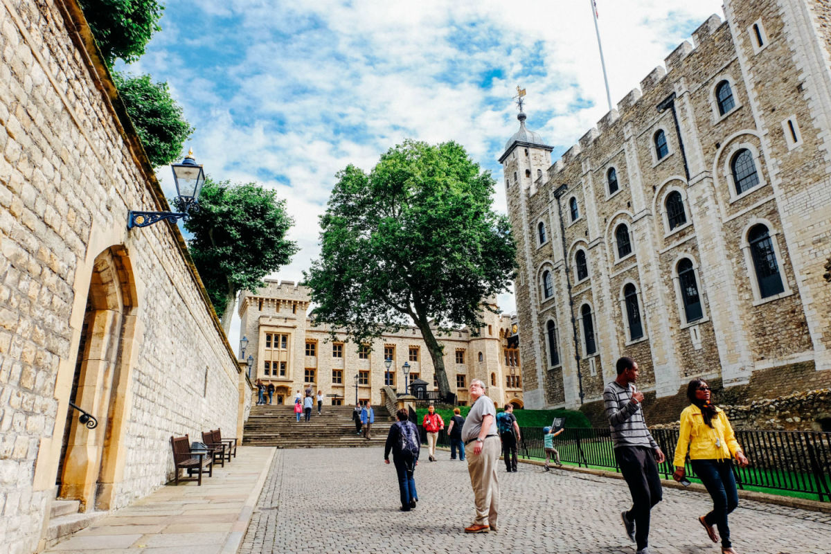 Visit the Tower of London and learn about its role in history. (Photo: Michelle Uy)