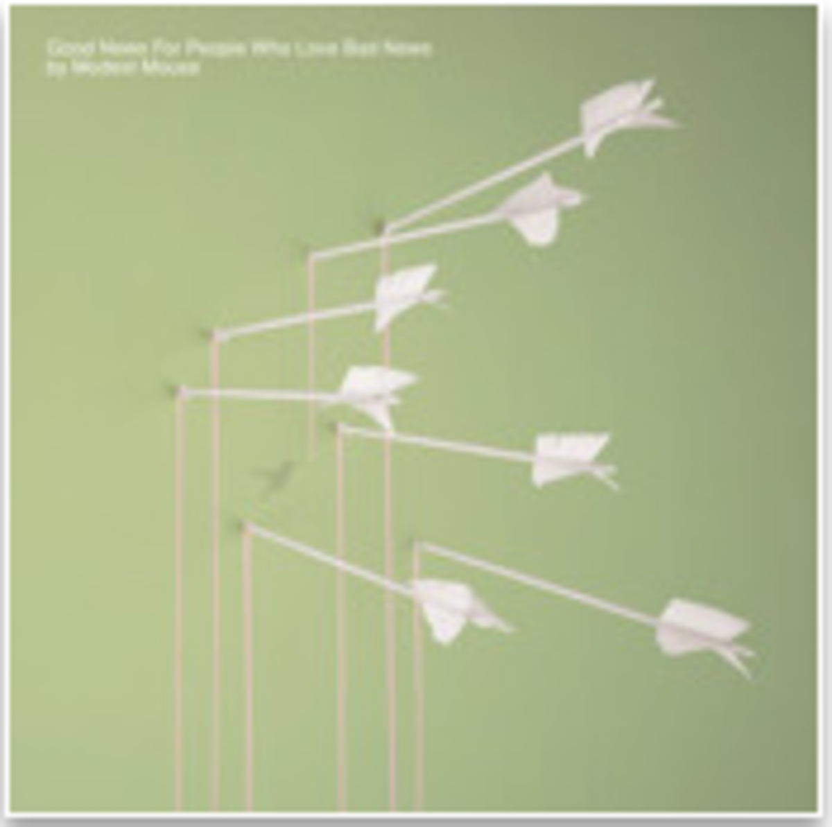 Modest Mouse - Blame it on the Tetons