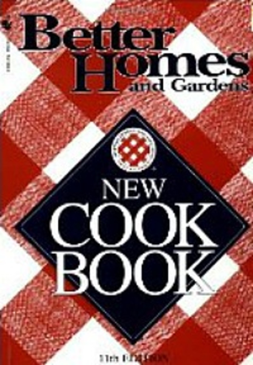 Better Homes and Gardens New Cookbook - A Classic Since 1930