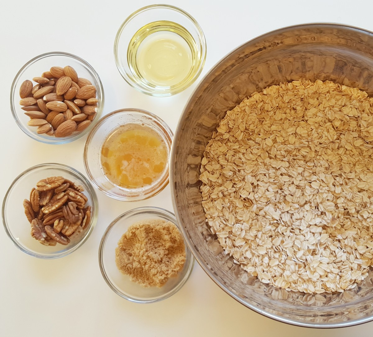 EASY granola recipe!