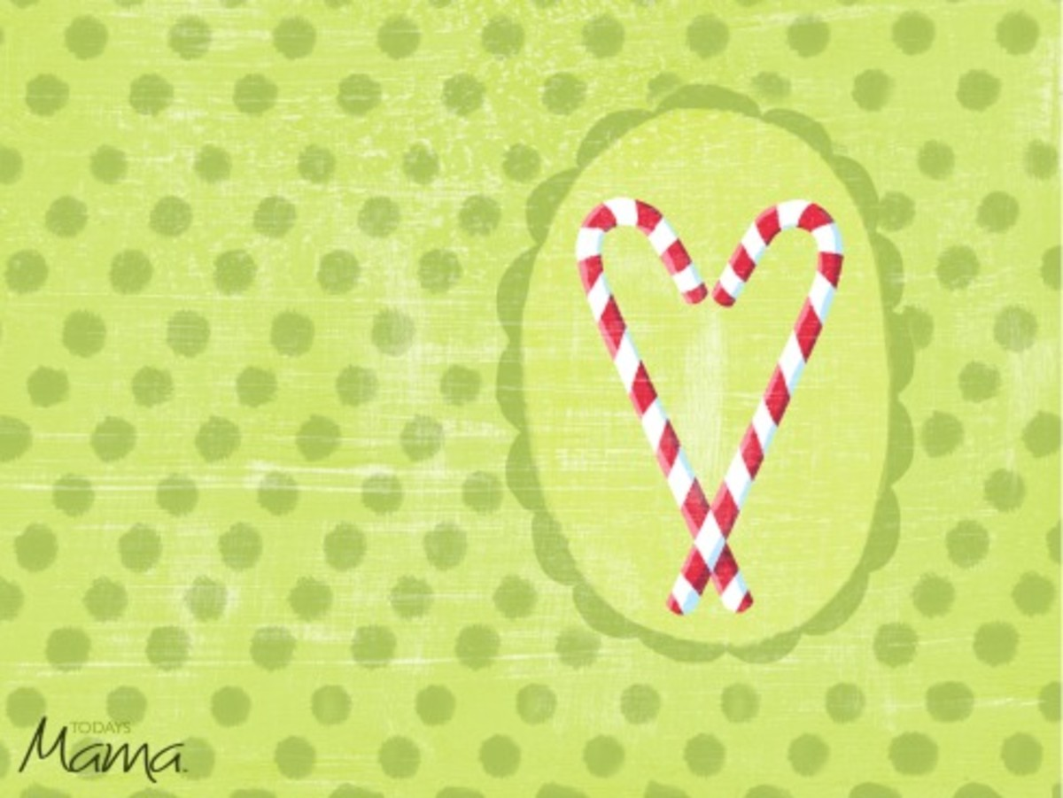 desktop wallpaper christmas candycanes_thumbnail
