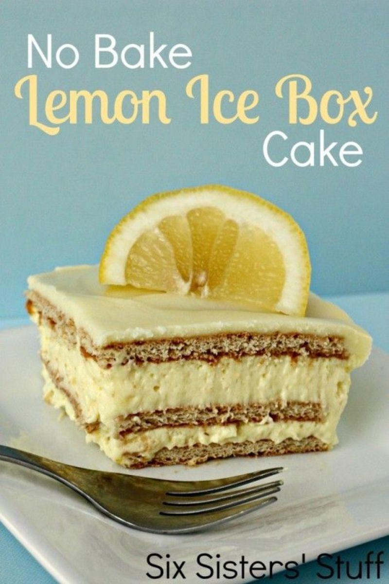 5 No Bake Desserts