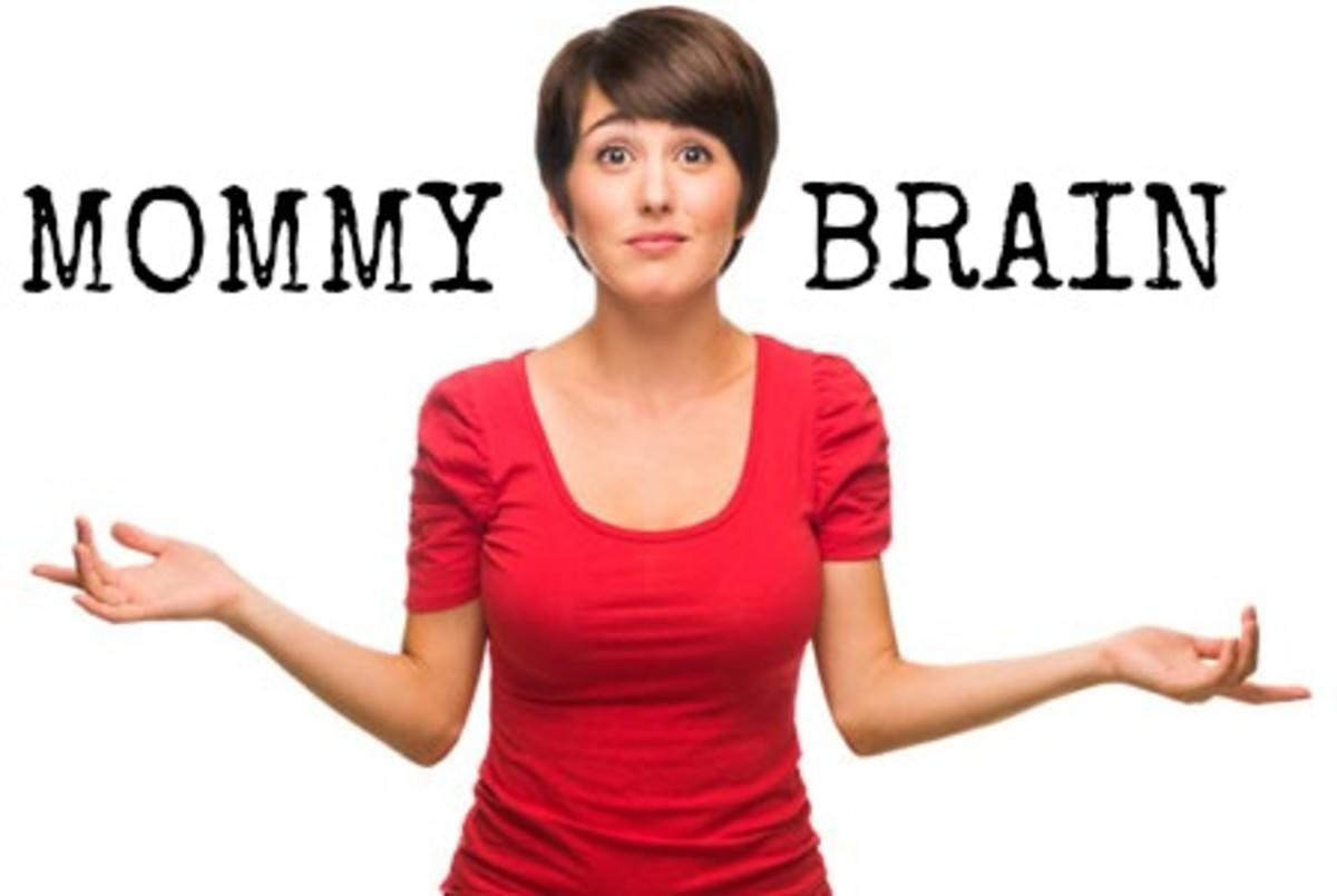 The cure for Mommy Brain