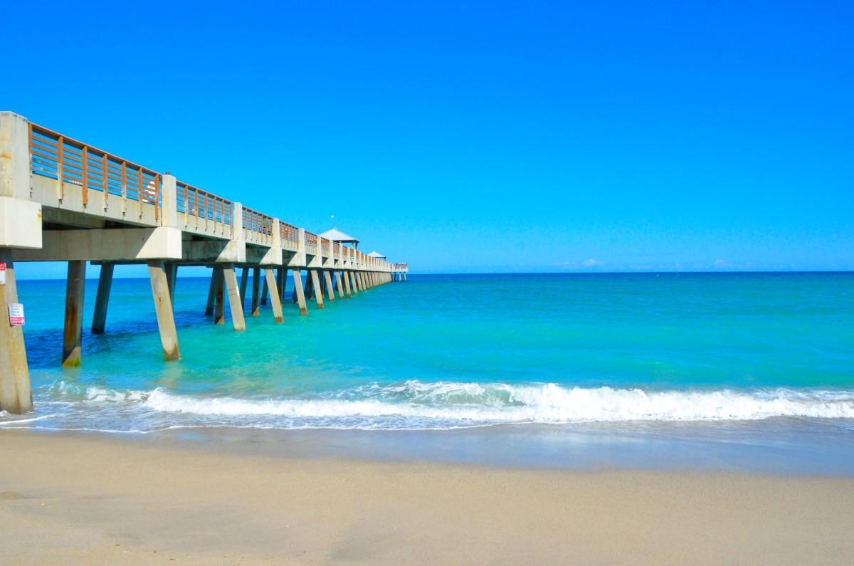 Jupiter Beach is one of Florida's best beaches. (Photo: Scott Richardson)