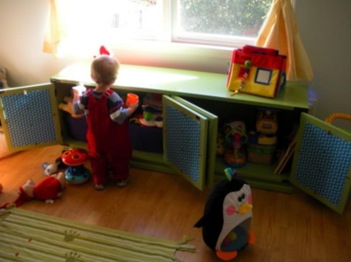 Toy Cabinet Redo