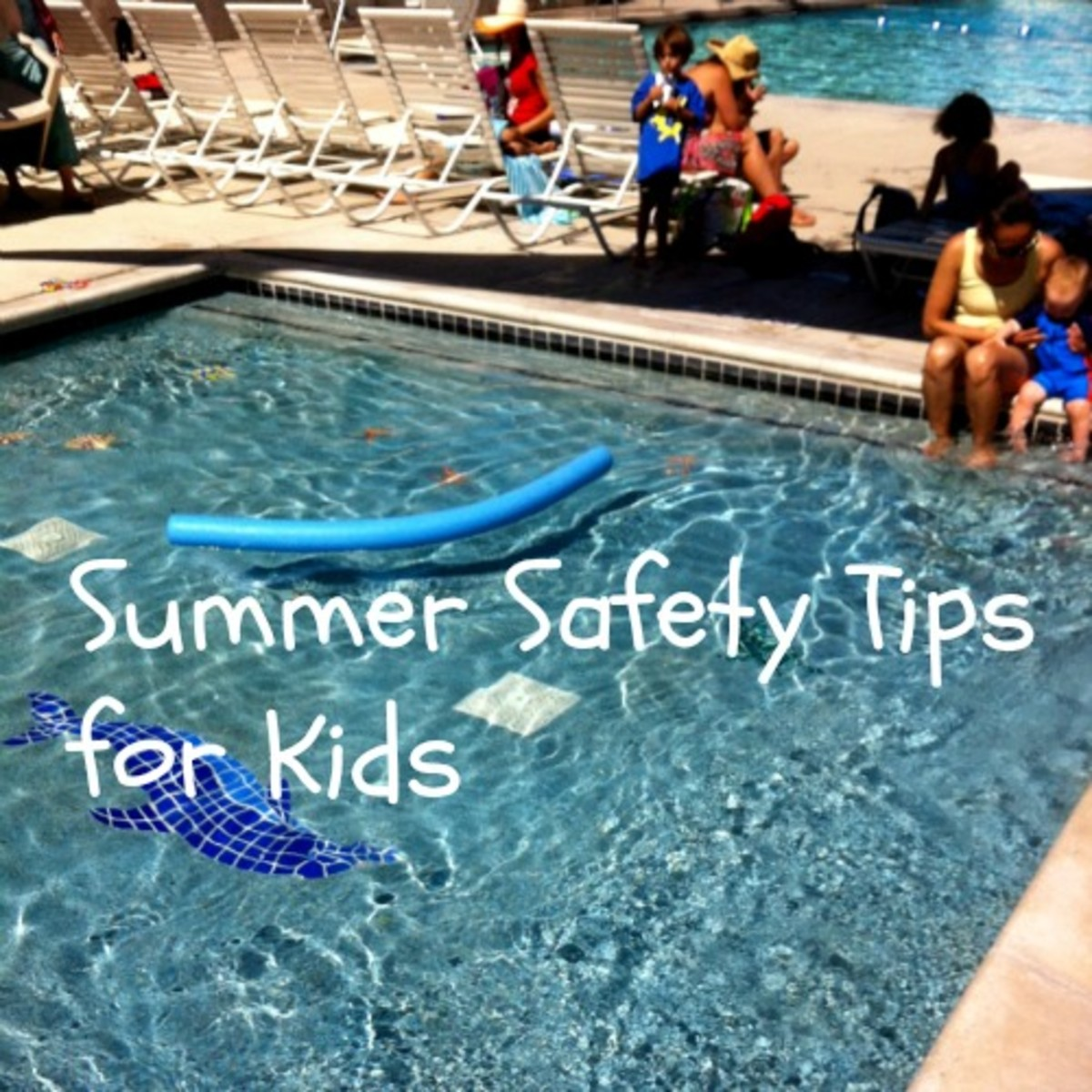 Summer Safety Tips for Kids - Open Water