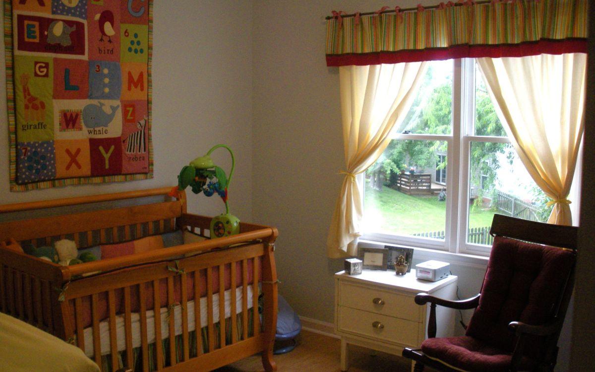 Baby Nursery Simplicity