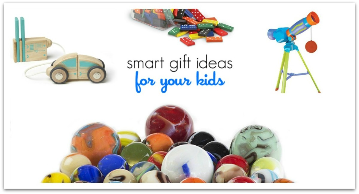 Smart Gifts For Their Brains!