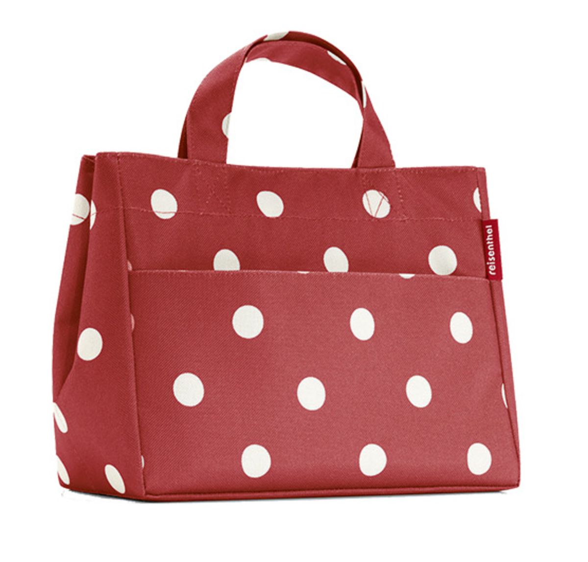 Ruby Dots Lunch Tote