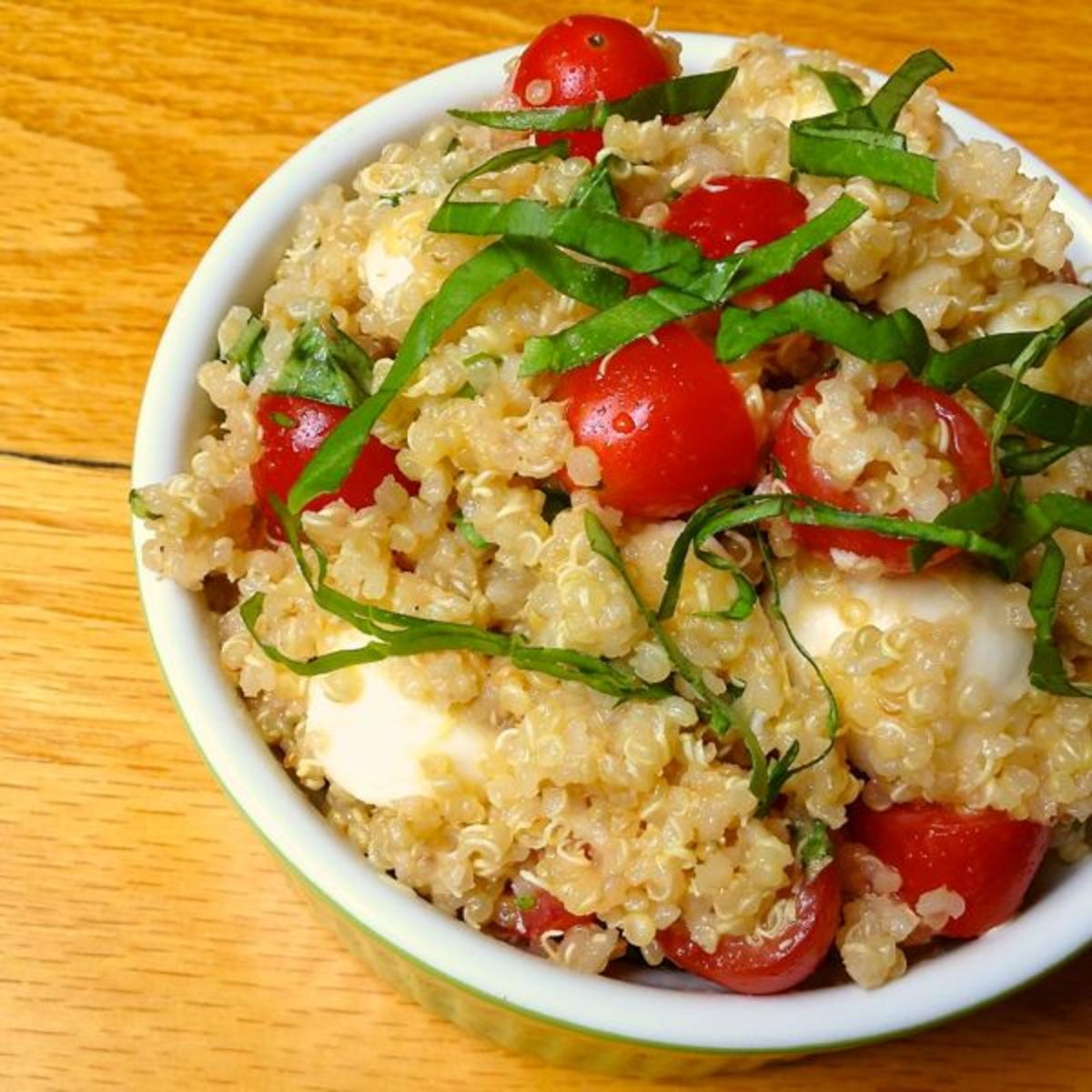 15 Quinoa Recipes