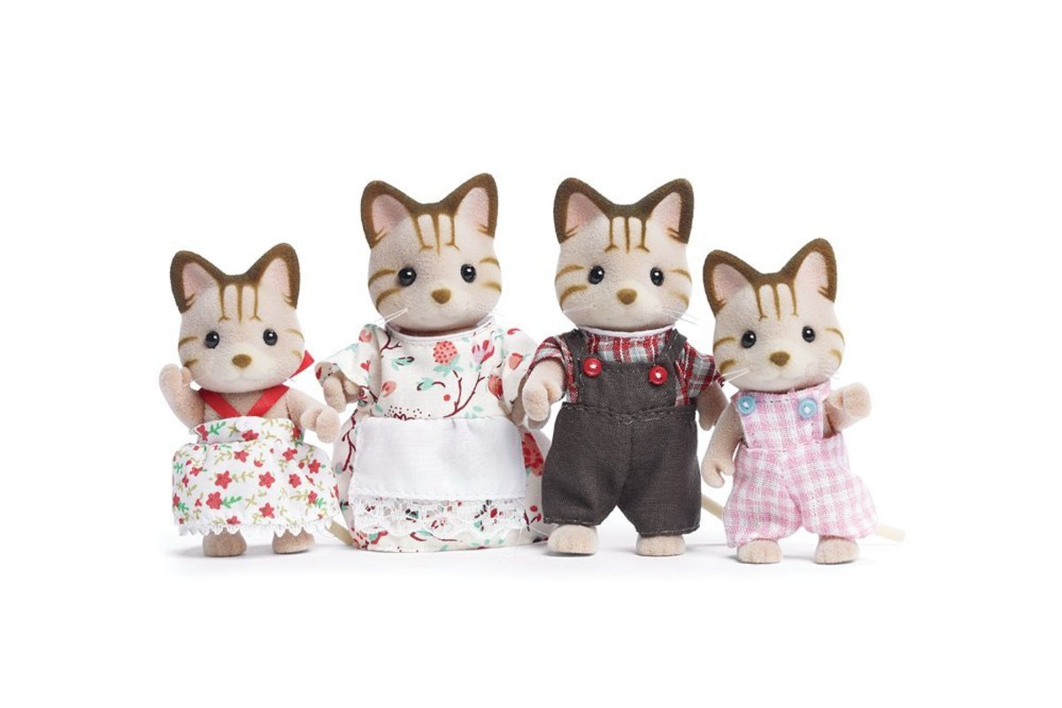 2013 Holiday Gift List on TodaysMama.com: Calico Critters
